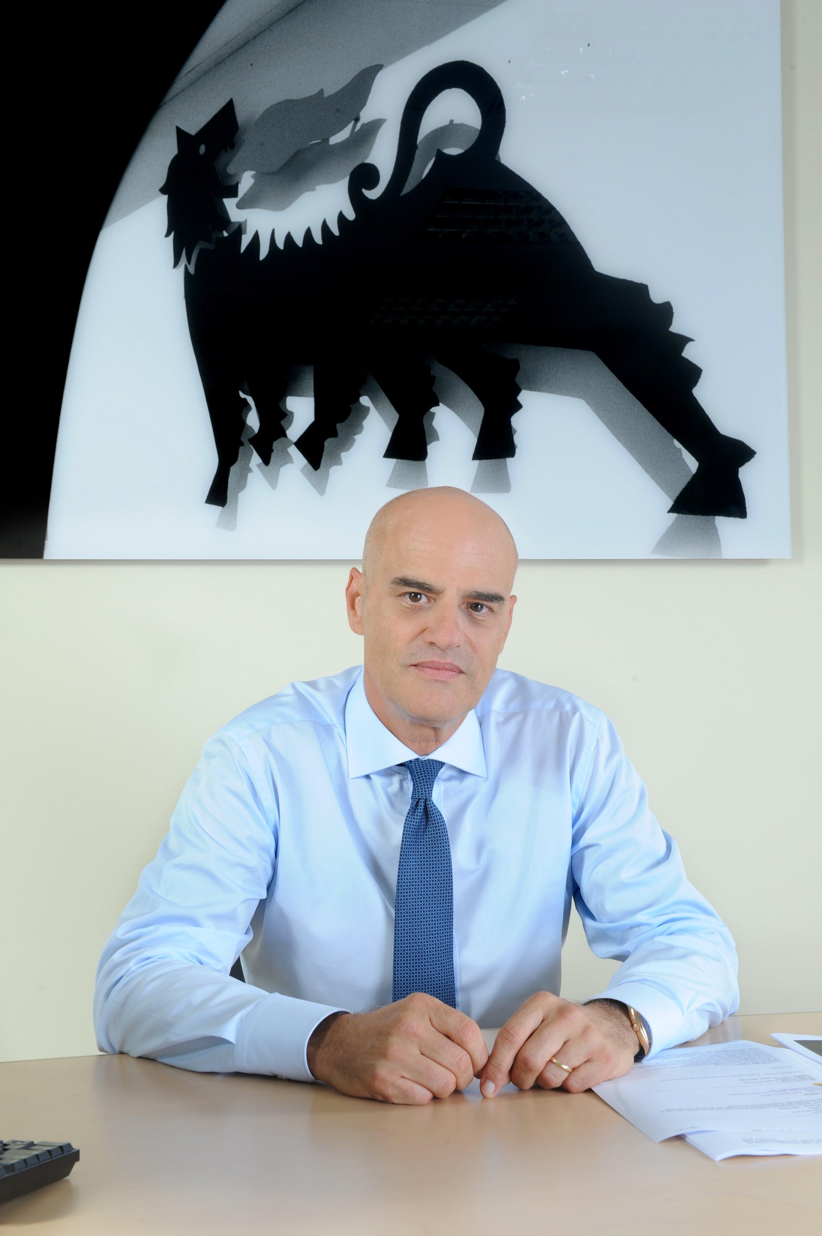 Eni Claudio Descalzi